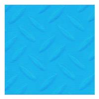 Пленка ПВХ для бассейна ELBEblue line Antislip Синяя - шир.1,65 м