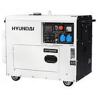 Генератор дизельный Hyundai DHY-8000SE