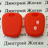 Чехол для автоключей Peugeot (Пежо) 2 кнопки
