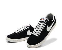 Nike Blazer Low Кеды Black