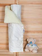 Детское одеяло бязевое на меху