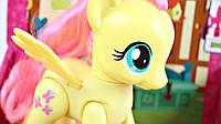 Большая интерактивная пони My Little Pony Флатершай Hasbro B7294