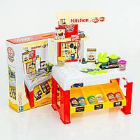 Детский набор для лепки 8725 32 дет, свет, звук, на батарейке, в коробке