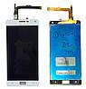 Оригинальный дисплей (модуль) + тачскрин (сенсор) для Lenovo Vibe P1 | P1A42 (белый цвет)