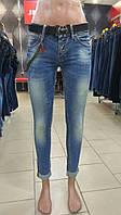 Джинсы женские модные LoLo с цепью (25-30р)