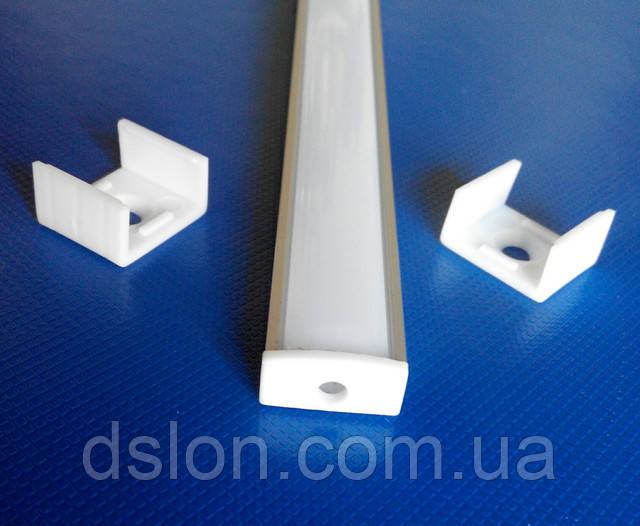 LED Профиль накладной - 50 грн./м.п.