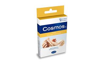 Набор Cosmos Textile Elastic, 20 мм х 60 мм, 12 штук в упаковке