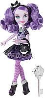 Кукла Ever After High Kitty Cheshire Doll Китти Чешир базовая CDH53 ПЕРЕВЫПУСК