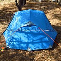 Американская 2-3 местная двухслойная палатка от производителя BackPackers