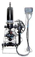 Автоматическая фильтрующая установка из 1 фильтра Master ONE (35 куб.м/час)
