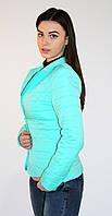 Стильная молодежная женская куртка