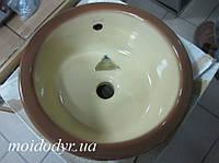 Мойка кухонная керамическая Dolomite mocca