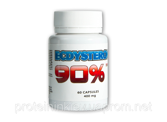 Ecdysterone 90% PowerInside™ 400 mg 60 caps. (экдистерон) натуральный стероид