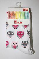 Детские носки для девочек Krebo, Польша р-р 23-26, 27-30, 31-34