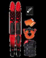 Комплект для воднолыжного спорта Jobe Allegre Combo Red Pack