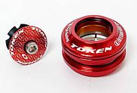 Рульова Token TK011A, напівінтегрована, червона