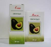 Масло натуральное растительное 50 мл авокадо