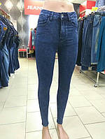 Джинсы американки тонкие синие Re-dress M, L