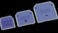 Заглушка для ЗНИ-16мм2 (JXB100A) синий IEK (YZN10D-ZGL-016-K07)