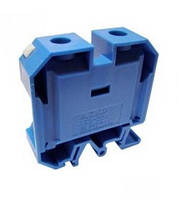 Зажим наборный ЗНИ- 2,5мм2 (JXB24А) синий (без маркера) IEK (YZN10-002-K07)