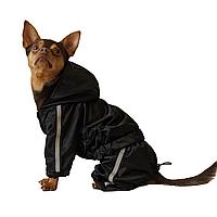 Одежда, Комбинезон  для собак, мелких пород SPRING STYLE LIGHT BLACK