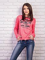 Модная молодежная кофточка с удлиненой спинкой