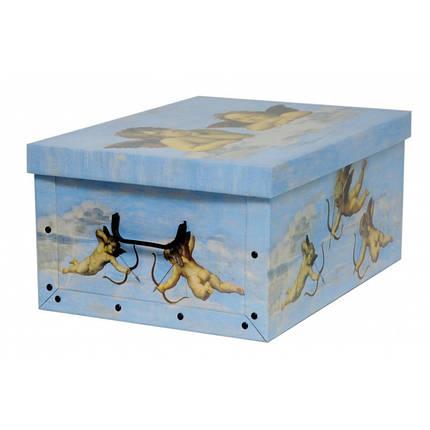 Коробка Angeli Azzurro Maxi 51*37*24 см, Miss Space 7012, фото 2