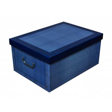 Коробка Classic Blue Maxi 51*37*24 см, Miss Space 7057, фото 2