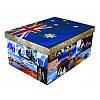 Коробка Flags Australia Maxi 51*37*24 см, Miss Space 7061