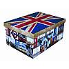 Коробка Flags England Maxi 51*37*24 см, Miss Space 7060