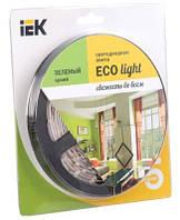 Лента LED 5м  блистер LSR-3528G60-4.8-IP65-12V IEK-eco (LSR1-5-060-65-1-05)
