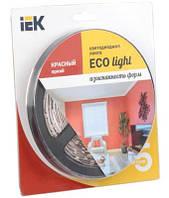 Лента LED 5м  блистер LSR-3528R60-4.8-IP65-12V IEK-eco (LSR1-6-060-65-1-05)
