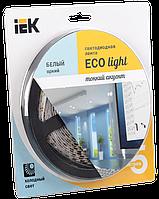 Лента LED 5м  блистер LSR-3528W120-9.6-IP20-12V IEK-eco (LSR1-2-120-20-1-05)