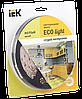 Лента LED 5м  блистер LSR-3528Y60-4.8-IP65-12V IEK-eco (LSR1-4-060-65-1-05)