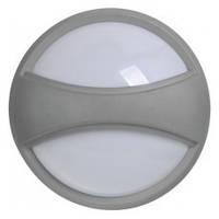 Светильник ДПО 1303 серый круг с пояском LED 6x6 Вт IP54, IEK (LDPO0-1303-6-1-K03)