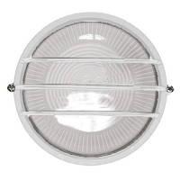 Светильник НПП1106 белый/круг сетка 100Вт IP54, IEK (LNPP0-1106-1-100-K01)