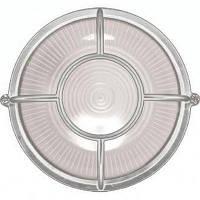 Светильник НПП1304 белый/круг солнце 60Вт IP54, IEK (LNPP0-1304-1-060-K01)