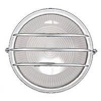 Светильник НПП1306 белый/круг сетка 60Вт IP54, IEK (LNPP0-1306-1-060-K01)