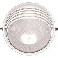Светильник НПП1307 белый/круг ресничка 60Вт IP54, IEK (LNPP0-1307-1-060-K01)
