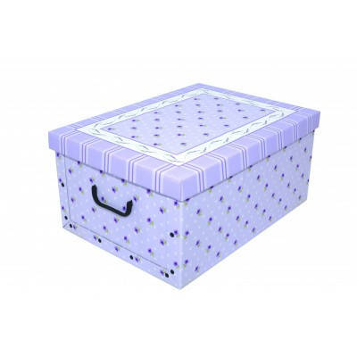Коробка Provenzale Lavanda Mini 33*25*16 см, Miss Space 7503, фото 2