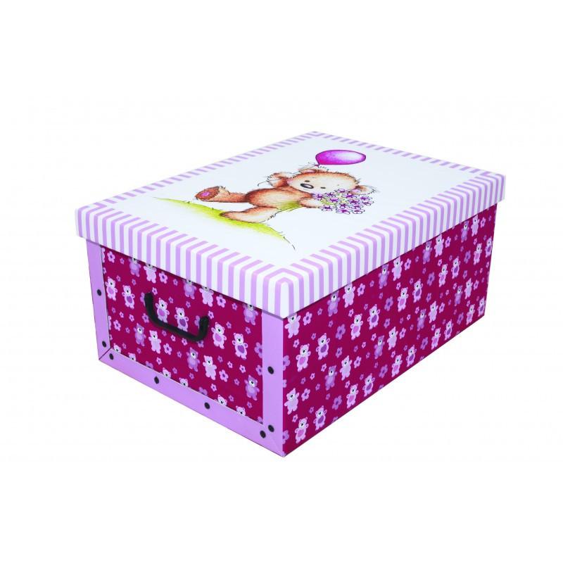 Коробка Orsacchiotto Rosa Mini 33*25*16 см, Miss Space 7520