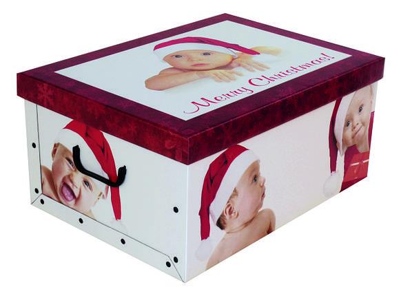 Коробок Christmas Babies Maxi 51*37*24 см, Miss Space 7053, фото 2