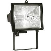 Прожектор ИО 150 галогенный черный 150 Вт IP54, IEK (LPI01-1-0150-K02)