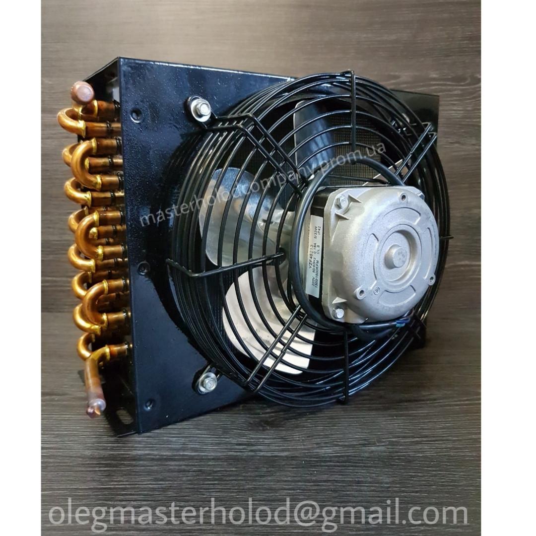 Конденсатор воздушного охлаждения CD-5.4 (+вентилятор 1.7кВт)