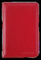 """Обложка PocketBook 6"""" 614/615/622/624/625/626, червона (VLPB-TB623RD)"""