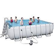 Каркасный бассейн Bestway 56465 (549x274x132 cм.)