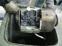 Удаление Сажевого Фильтра (катализатора) Audi Q7