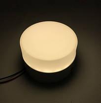 Светодиодный cветильник для ЖКХ RIGHT HAUSEN HN 23.31.01.0 DROP  6W 4000K IP20  белый Код.58849, фото 3