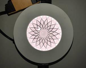 Светодиодный декоративный светильник RIGHT HAUSEN Plate 6W 4000K белый Код.58853, фото 2