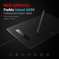 Графический планшет Parblo Island A609